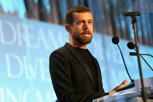 Twitter CEO Jack Dorsey was among the first to use an expanded tweet limit of 280 characters, a move aimed at getting more peopl