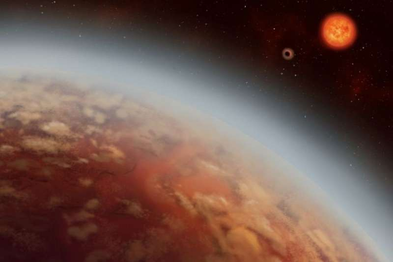 Two super-Earths around star K2-18