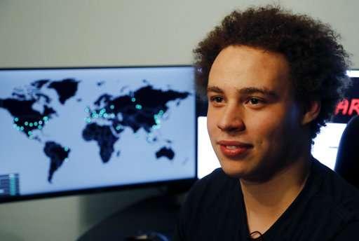UK cyber-researcher still held in Las Vegas in malware case