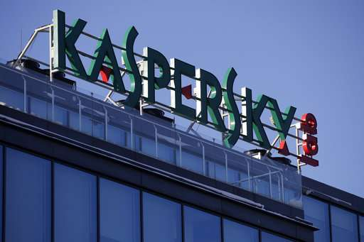 UK warns government agencies not to use Kaspersky software