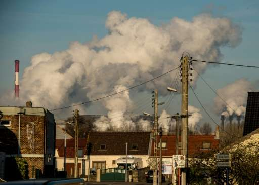 Under a European Union trading system, limits are placed on the amount of carbon dioxide companies may emit, and those who want