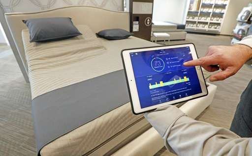 Under the covers: Sleep technology explodes