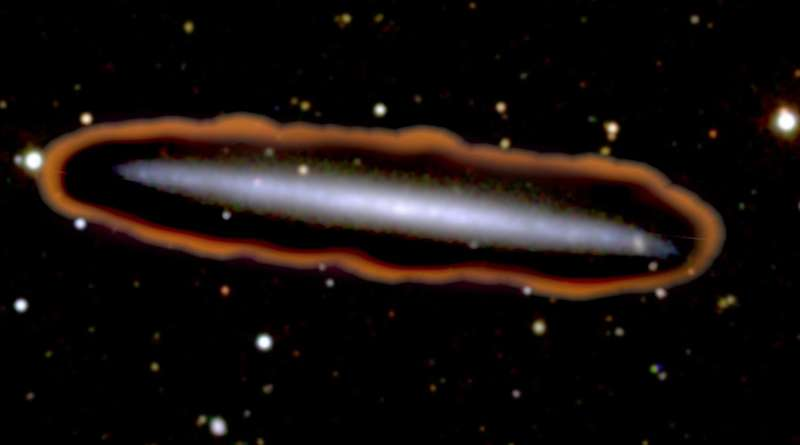 Universe's ultraviolet background could provide clues about missing galaxies