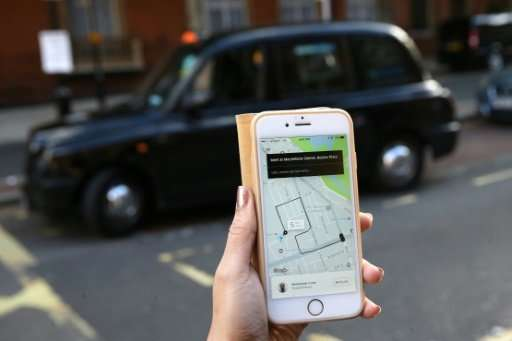 US ride-sharing app Uber has filed its appeal against a decision by London authorities not to renew its licence, the company sai