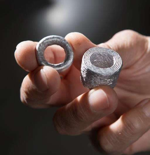 Vader Systems creates liquid metal 3-D printer for manufacturing