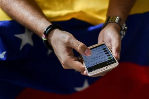 Venezuela has two other private mobile phone operators: Spanish-owned Movistar and Digitel