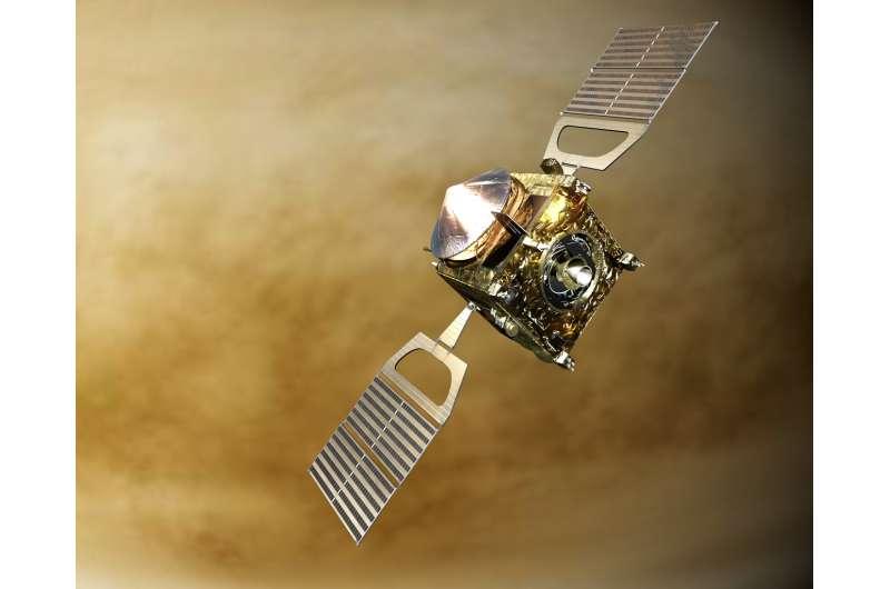 Venus' mysterious night side revealed