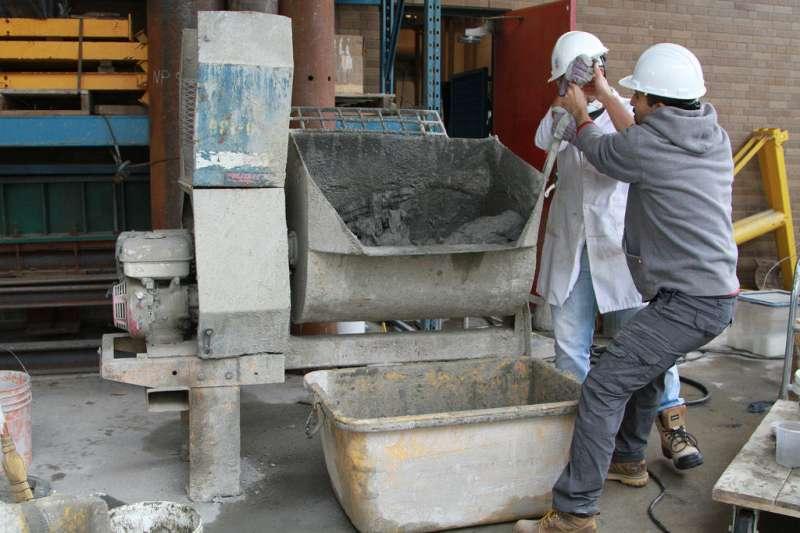 Video: Researchers develop earthquake-resistant concrete