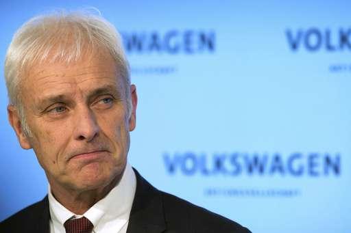 VW makes $5.4 billion profit in 2016, limits executive pay