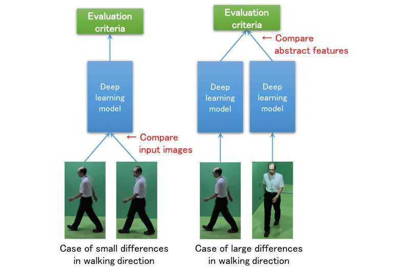 Walk this way—a better way to identify gait differences