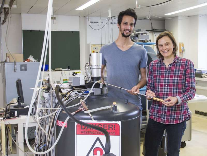 Weyl particles detected in strongly correlated electron systems