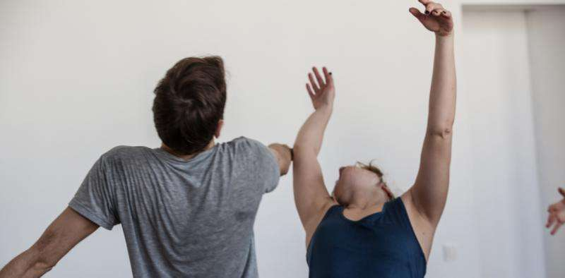 What is dance movement psychotherapy?