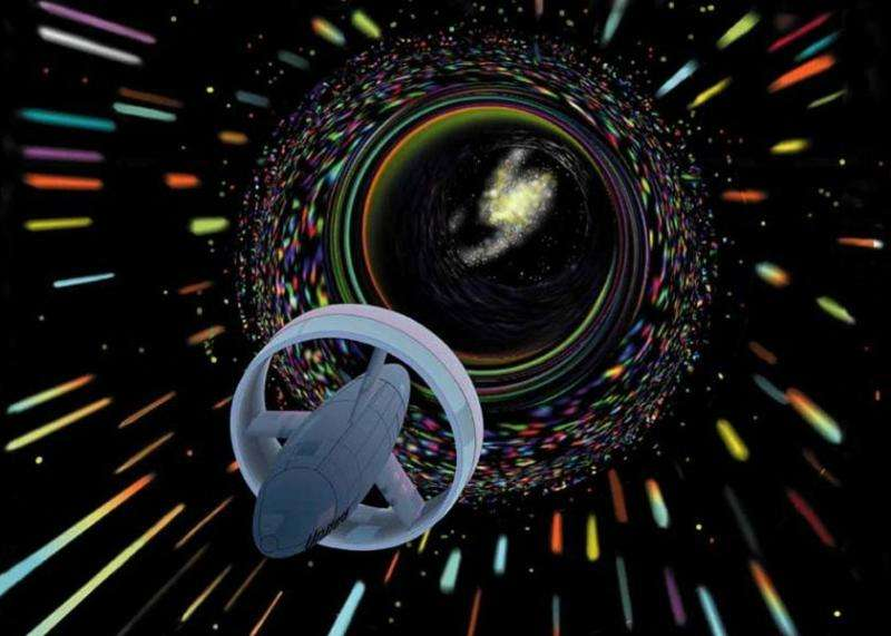 """What is the Alcubierre """"warp"""" drive?"""