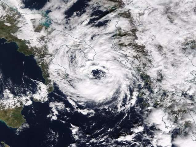 What we know about medicanes—hurricane-like storms in the mediterranean