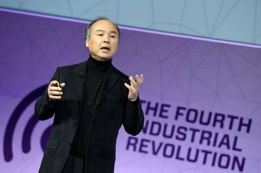 When Japanese mobile carrier SoftBank announced a global fund for high-tech investments in partnership with Saudi Arabia, founde