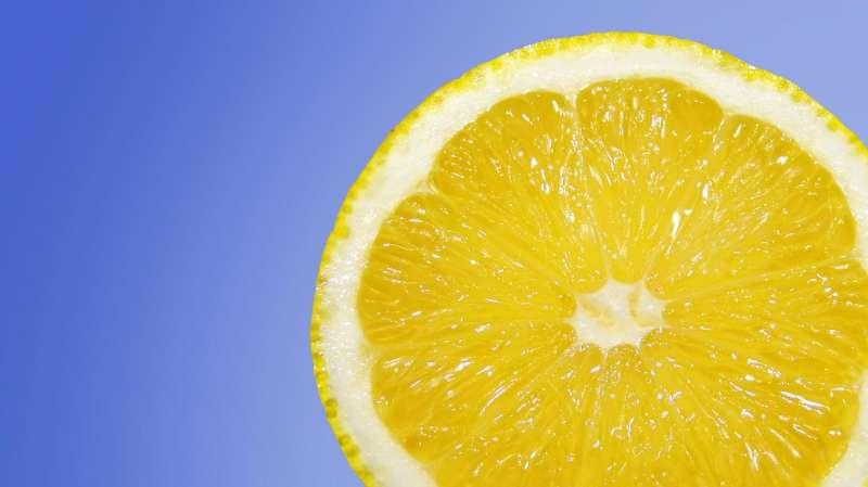 When life gives you lemons, make bioplastics!