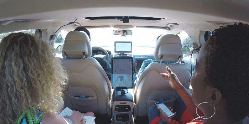 When will you be ready to get in a driverless car?