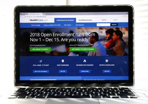 While still rising, health law sign-ups likely to fall short