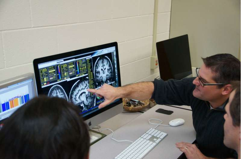White matter damage linked to chronic musculoskeletal pain in Gulf War veterans