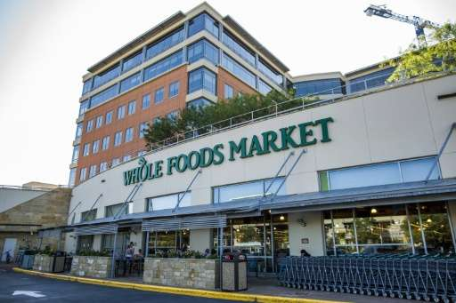 Whole Foods flagship store in Austin, Texas and the other 450 stores will become part of the Amazon empire, giving the online be
