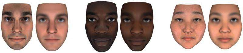 Whole genome sequence data and machine learning to identify individuals through faces and other physical trait