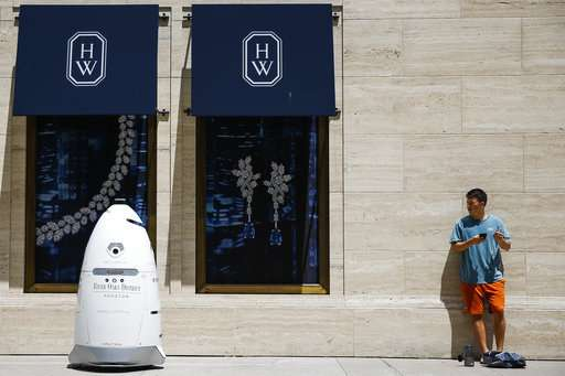 Will your job be automated? 70 percent of Americans say no