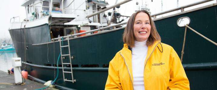 Women in Oregon fishing industry have important, but sometimes invisible role
