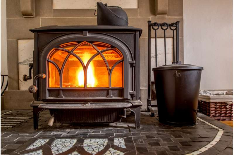 Woodstoves are good for the soul, bad for the heart