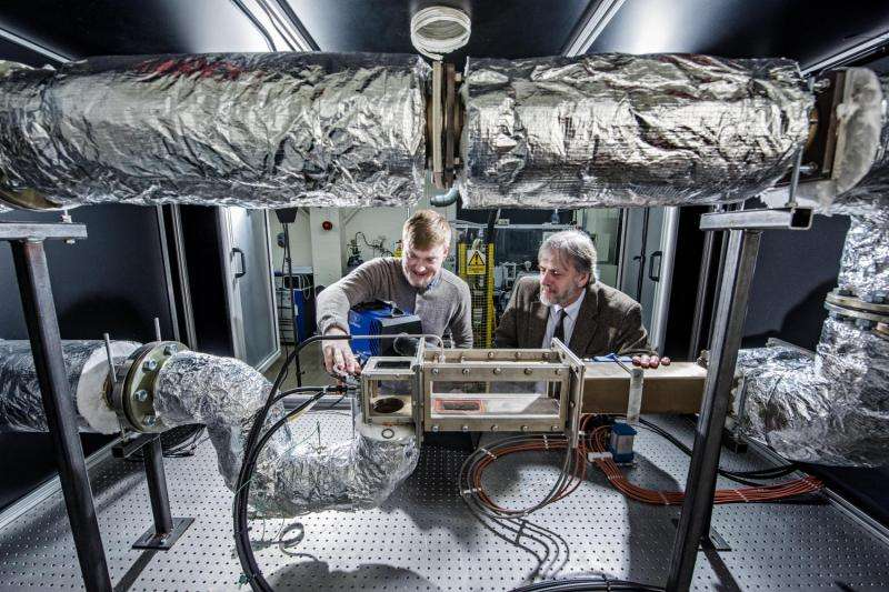 World-first technology reduces harmful diesel emissions