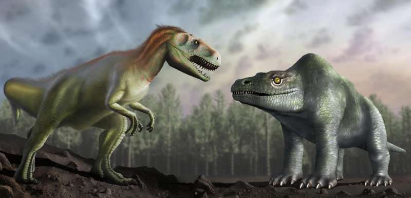 World's 'first named dinosaur' reveals new teeth with scanning tech
