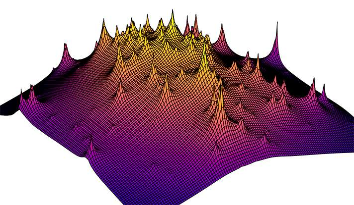 Yale-led team puts dark matter on the map