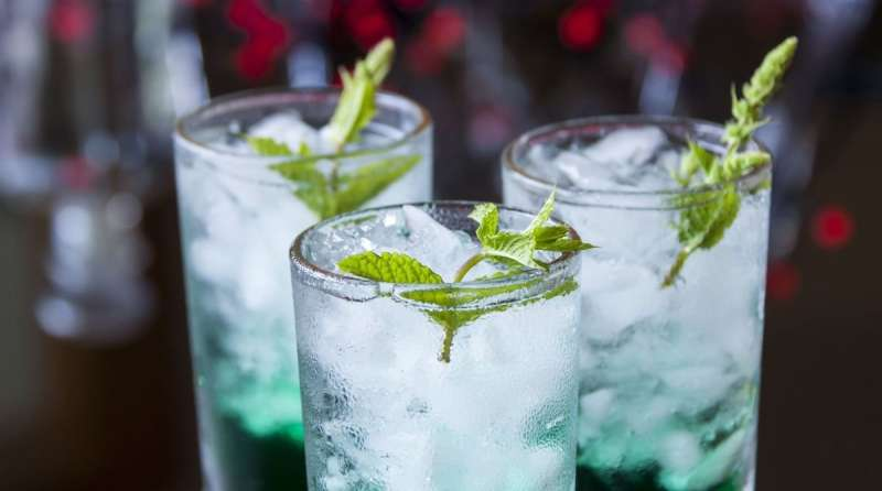 Young people often can't tell the strength of alcoholic drinks, study reveals
