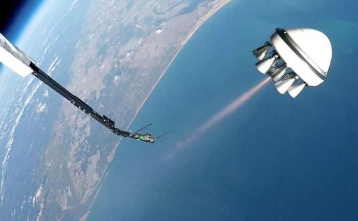 Zero2Infinity successfully test launches its Bloostar prototype