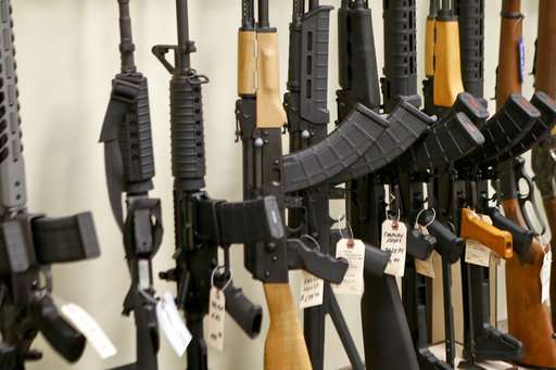 Active shooter study: Semi-automatic rifles more deadly