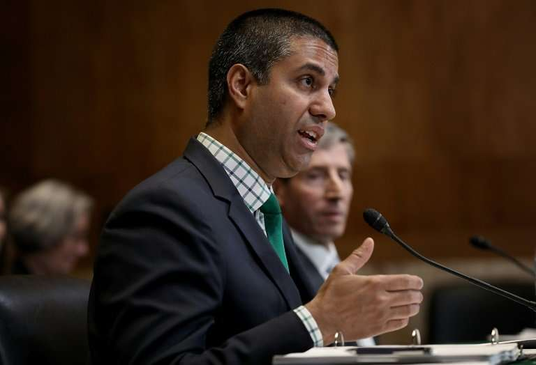 """Ajit Pai, Chairman of the US Federal Communications Commission, has said the ending of """"net neutrality"""" will help the"""