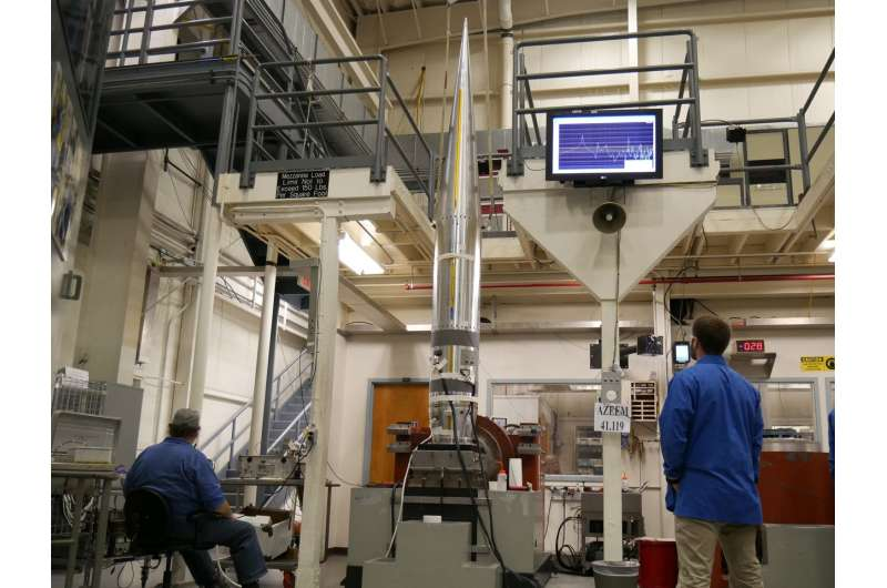 AK-launched rockets to study X-rays, create polar mesospheric cloud