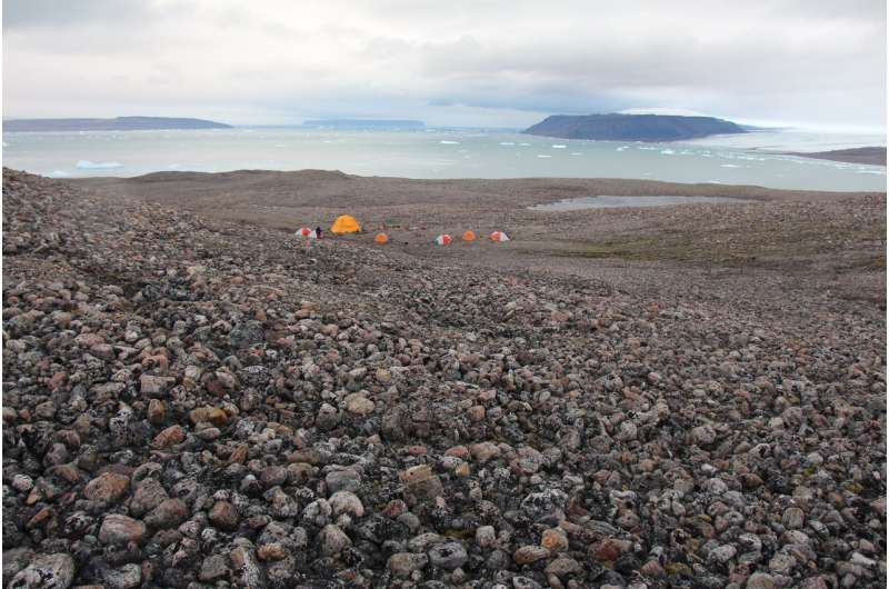 Ancient Greenland was much warmer than previously thought
