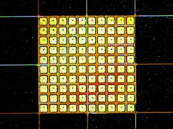 An X-ray camera that can resolve tens of thousands of X-ray colors