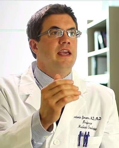 Cancer comes back all jacked up on stem cells
