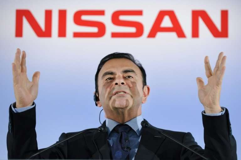 Carlos Ghosn was sacked as Nissan chairman Thursday, a spectacular fall from grace for the once-revered boss whose arrest and ou