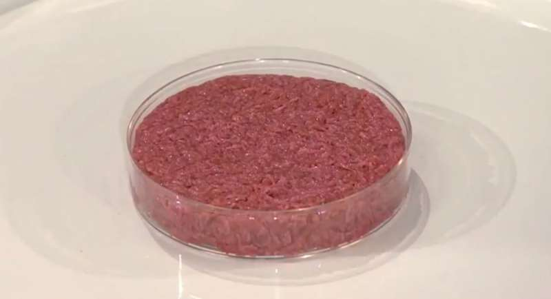 Consumers aren't necessarily sold on 'cultured meat'