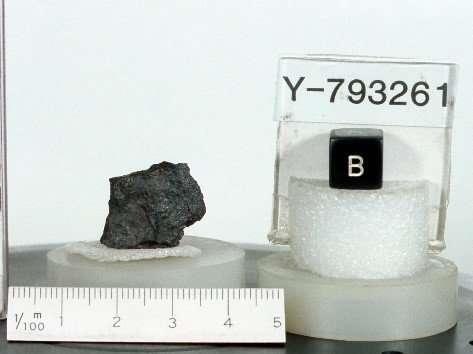 Crystalline silica in meteorite brings scientists closer to understanding solar evolution