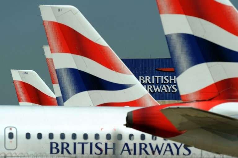 Customers' details on 380,000 cards of British Airways were stolen in a data breach
