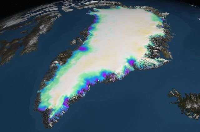 Earth may be approaching a carbon dioxide threshold for melting ice in the Arctic