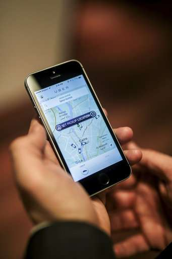 Egypt approves law to govern popular ride-hailing apps