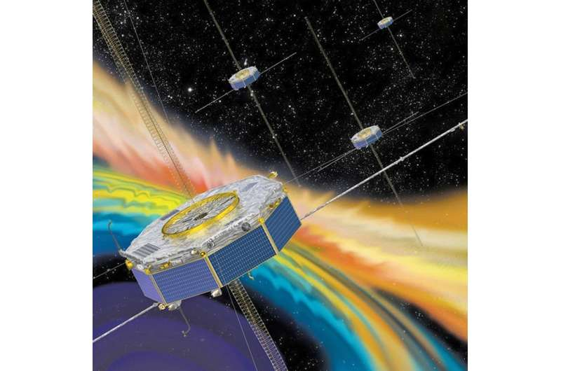 Experiments at PPPL show remarkable agreement with satellite sightings