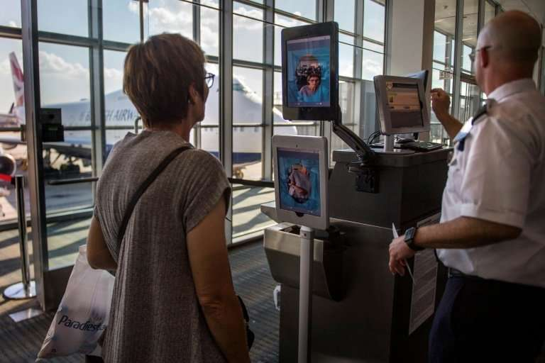Facial recognition systems are being used to speed the boarding process at Dulles International Airport and may eventually elimi