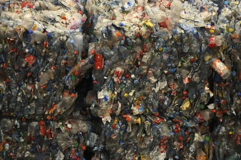 France has pledged to use only recycled plastic by 2025