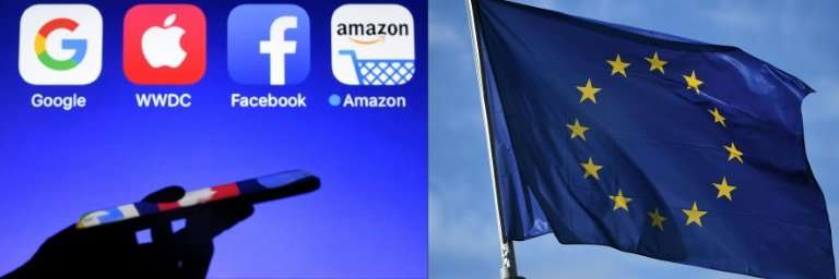 Google and Facebook are among the leading opponents to a draft EU reform that would force payment from web companies for reprodu