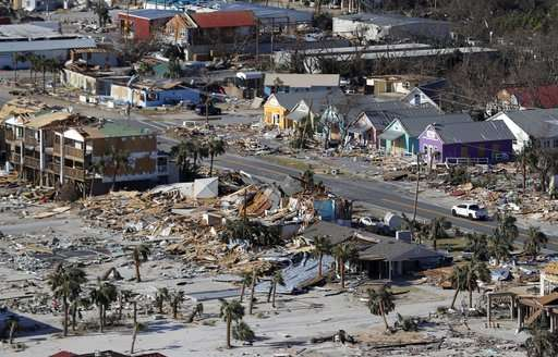Government climate report warns of worsening US disasters